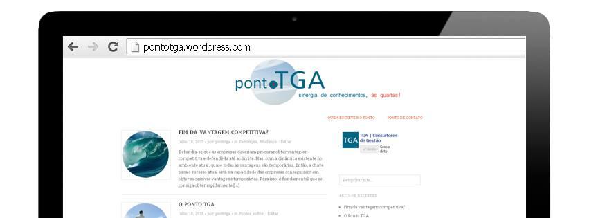 Blogue pontoTGA